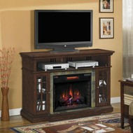 Classic Flame Lakeland Home Theater Electric Fireplace Package