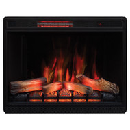 "Classic Flame 33"" Infrared Electric Insert"
