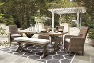 Beachcroft 6 Piece Dining Set