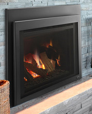 Majestic Traditional Ruby Large Direct Vent Gas Insert with Remote - Natural Gas