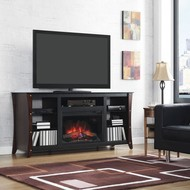 Classic Flame Marlin Home Theater Electric Fireplace Package