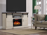 Classic Flame Hogan Home Theater Electric Fireplace Package