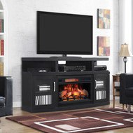 Classic Flame Cantilever Home Theater Electric Fireplace Package