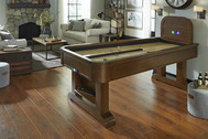 Rebound 7-foot Shuffleboard Table
