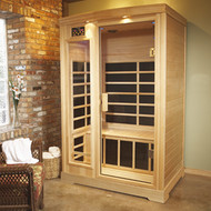 2 Person Deluxe Infrared Sauna