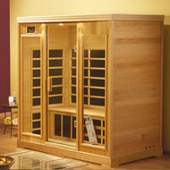3 Person Deluxe Infrared Sauna - Special Order