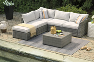 Cherry Point Sectional Set